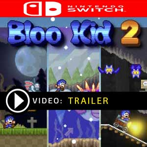 Bloo Kid 2 Nintendo Switch Prices Digital or Box Edition
