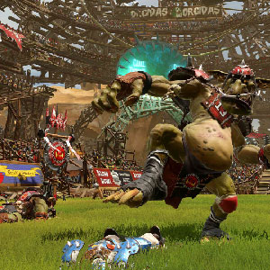 Blood Bowl 2 Official Expansion Gameplay
