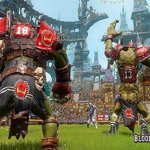 Blood Bowl 2 Orcs
