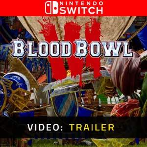 Blood Bowl 3 Nintendo Switch Video Trailer