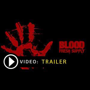 Buy Blood Fresh Supply CD Key Compare Prices