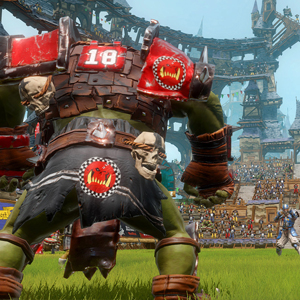 Blood Bowl 2 Xbox One - Player Screenshot