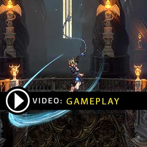 Bloodstained Ritual of the Night Iga's Back Pack Gameplay Video