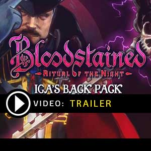 Buy Bloodstained Ritual of the Night Iga's Back Pack CD Key Compare Prices