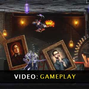Bloodstained Ritual Of The Night Gameplay Video
