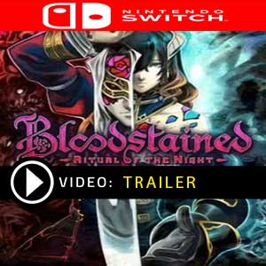 Bloodstained Ritual of the Night Nintendo Switch Prices Digital or Box Edition