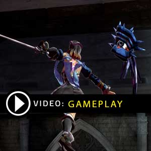 Bloodstained Ritual of the Night PS4 Gameplay Video