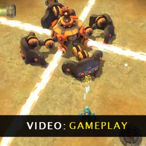 Blue Rider Gameplay Video