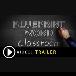 Blueprint Word Classroom