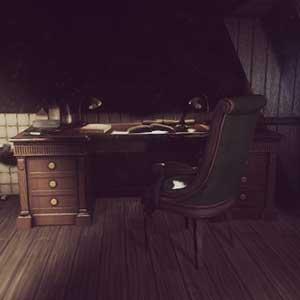 Victim office table