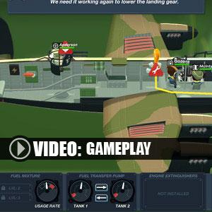 Bomber Crew Gameplay Video