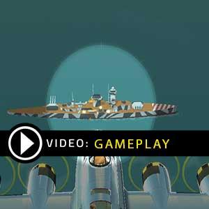 Bomber Crew Nintendo Switch Gameplay Video