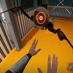 Boneworks interactive sandbox