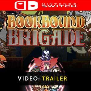 Bookbound Brigade Nintendo Switch Prices Digital or Box Edition