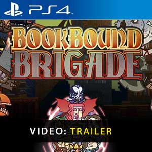 Bookbound Brigade PS4 Prices Digital or Box Edition