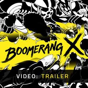 Boomerang X Video Trailer