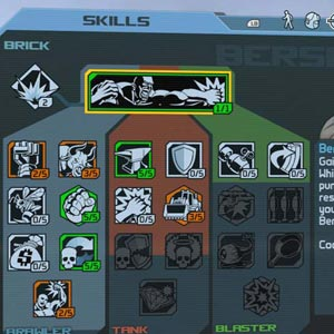 Borderlands - Skills