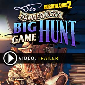 Buy Borderlands 2 Sir Hammerlock's Big Game Hunt CD Key Compare Prices