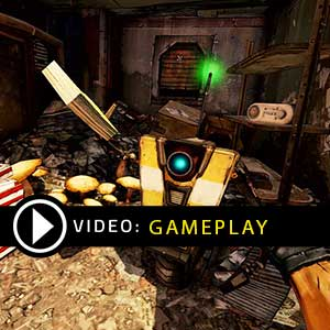 Borderlands 2 VR Gameplay Video