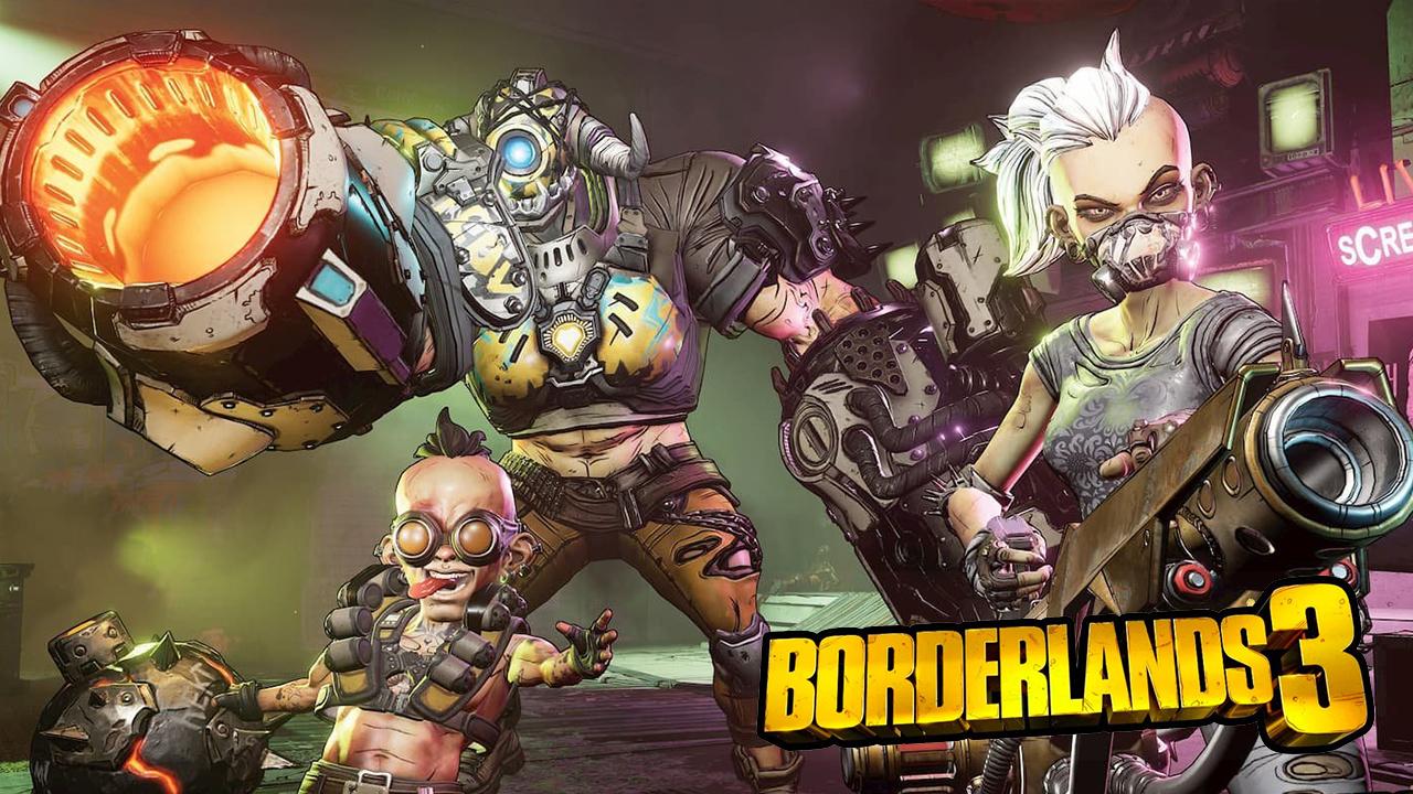 Borderlands 3 Box Art Contains Lots Of Hidden Messages