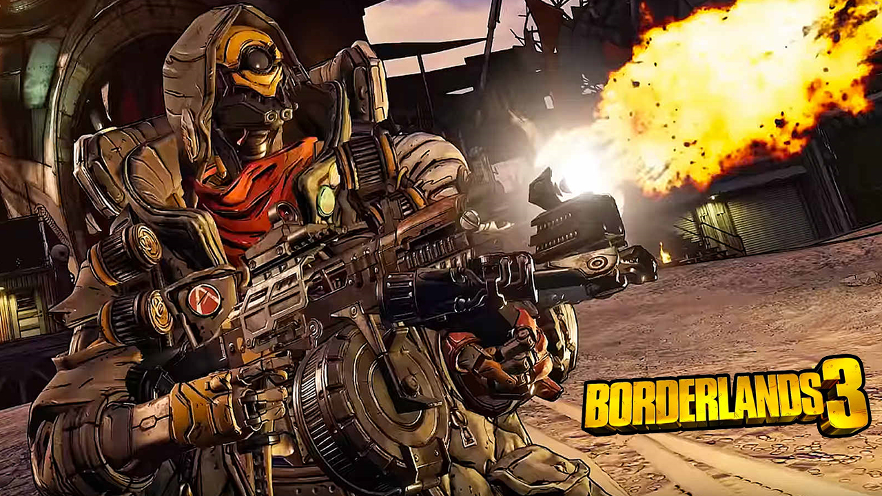 FL4K is an AI on the Hunt in Borderlands 3's Latest Trailer