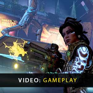 Borderlands 3 Moxxi's Heist of the Handsome Jackpot Gameplay Video