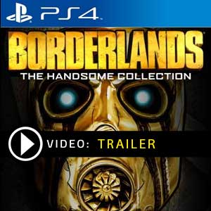 Borderlands The Handsome Collection PS4 Prices Digital or Box Edition