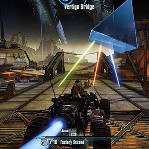 Borderlands The Pre-Sequel - Vertigo Bridge