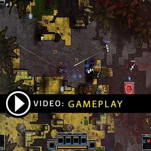 BorderStrain Gameplay Video