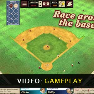 Bottom of the 9th Gameplay Video