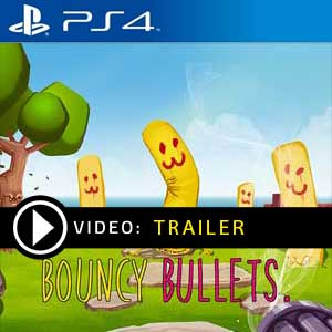Bouncy Bullets PS4 Prices Digital or Box Edition