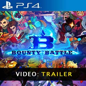 Buy Bounty Battle PS4 Compare Prices