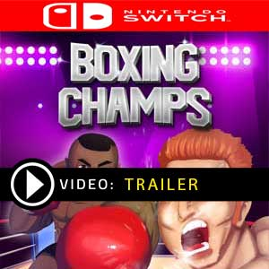 Boxing Champs Nintendo Switch Prices Digital or Box Edition