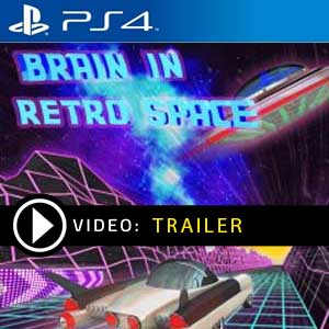 Brain in Retro Space