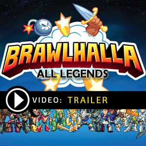 Buy Brawlhalla All Legends CD Key Compare Prices