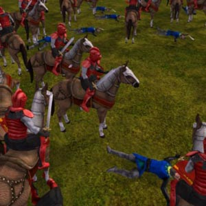 Broadsword Age of Chivalry Cavalry