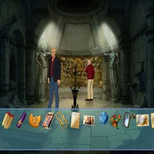 Broken Sword 5 The Serpents Curse Xbox One Castell Chapel