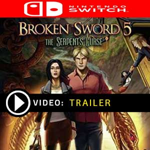 Broken Sword 5 The Serpents Curse Nintendo Switch Prices Digital or Box Edition