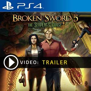 Broken Sword 5 The Serpents Curse PS4 Prices Digital or Physical Edition