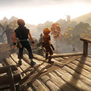 Brothers A Tale of Two Sons PS4 Overview