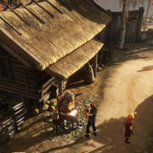 Brothers A Tale of Two Sons PS4 Village