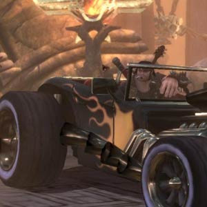 Brutal Legend - Car