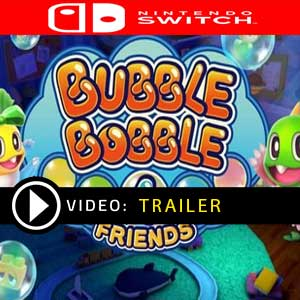 Bubble Bobble 4 Friends Nintendo Switch Prices Digital or Box Edition