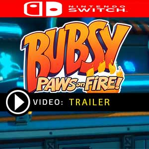 Bubsy Paws on Fire Nintendo Switch Prices Digial or Box Edition