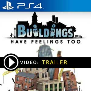 Buildings Have Feelings Too PS4 Prices Digital or Box Edition