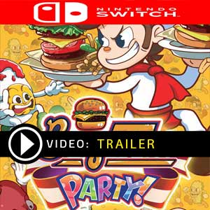 BurgerTime Party