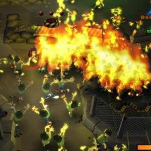 Burn Zombie Burn Battle