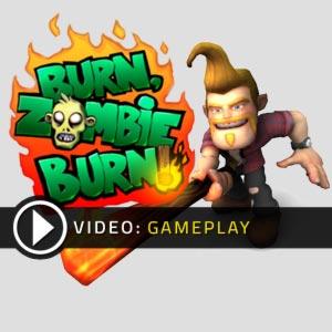 Buy Burn Zombie Burn CD Key Compare Prices