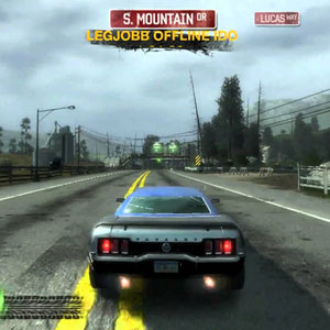 Burnout Paradise - Car