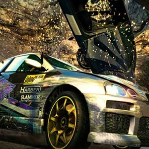 Race in the twisting mountain roads